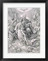 The Holy Trinity Fine Art Print
