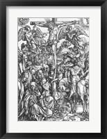 Christ on the cross Fine Art Print