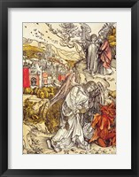 Angel with the Key of the Abyss, 1498 Fine Art Print