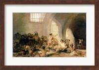 The Madhouse, 1812-15 Fine Art Print