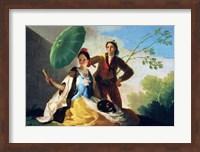 The Parasol, 1777 Fine Art Print