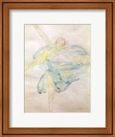 Dancer with Veils Fine Art Print
