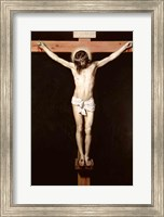 Christ on the Cross, c.1630 Fine Art Print