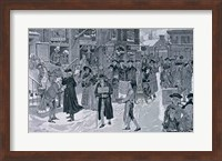 'The Master Caused us to have some Beere' Fine Art Print