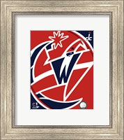 Washington Wizards Team Logo Fine Art Print