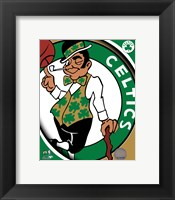 Boston Celtics Team Logo Fine Art Print