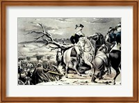 George Washington crossing the Delaware Fine Art Print