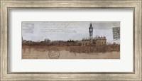 Cities II - London Fine Art Print