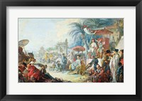 The Chinese Fair, c.1742 Fine Art Print