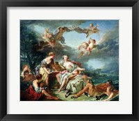 The Rape of Europa, 1747 Fine Art Print