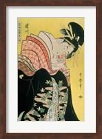 Takigawa from the Tea-House, Ogi Fine Art Print