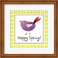 Purple Chick Fine Art Print