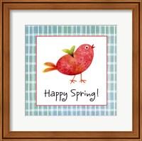 Red Chick Fine Art Print