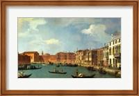 View of the Canal of Santa Chiara, Venice Fine Art Print