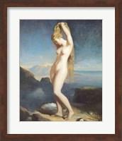 Venus Anadyomene Fine Art Print