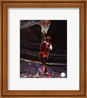 Dwyane Wade Game 3 of the NBA 2011 Finals Action(#11) Fine Art Print