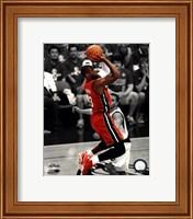 Dwyane Wade Game 3 of the 2011 NBA Finals Spotlight Action(#21) Fine Art Print