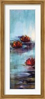 Aqua Lotus II Fine Art Print