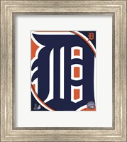 2011 Detroit Tigers Team Logo Fine Art Print