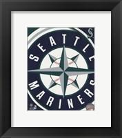 2011 Seattle Mariners Team Logo Fine Art Print