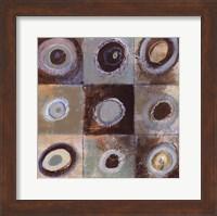 Abstract Earth I - mini Fine Art Print