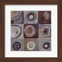Abstract Earth II - mini Fine Art Print