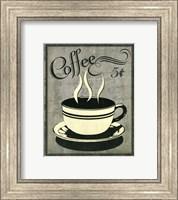 Retro Coffee I Fine Art Print