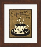 Retro Coffee II Fine Art Print