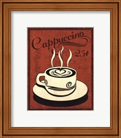 Retro Coffee III Fine Art Print