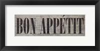 Bon Appétit III Fine Art Print