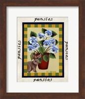 American Flowers I Fine Art Print