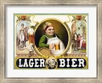 Lager Bier Fine Art Print