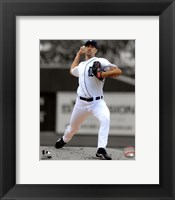 Justin Verlander 2011 Spotlight Action Fine Art Print