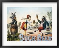 Bock Beer Fine Art Print