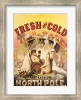North Pole Lager Fine Art Print