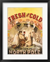 North Pole Lager Fine Art Print