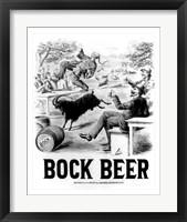 Bock Beer celebration Fine Art Print