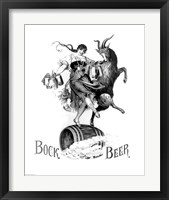 Bock Beer Dance Fine Art Print