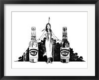 Minniehaha Beer Fine Art Print
