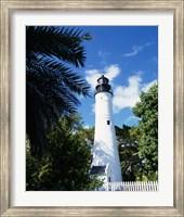 Key West Lighthouse and Museum Key West Florida, USA Fine Art Print