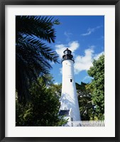 Key West Lighthouse and Museum Key West Florida, USA Fine Art Print