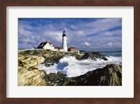 Portland Head Lighthouse, Cape Elizabeth, Maine, USA Fine Art Print