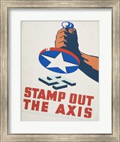 Stamp Out the Axis Fine Art Print