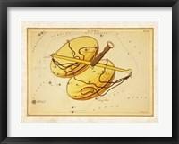 Libra Zodiac Sign Fine Art Print
