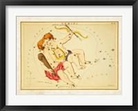 Gemini Zodiac Sign Fine Art Print