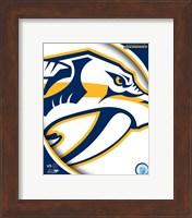 Nashville Predators 2011 Team Logo Fine Art Print