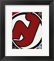New Jersey Devils 2011 Team Logo Fine Art Print