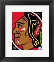 Chicago Blackhawks 2011 Team Logo Fine Art Print