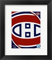 Montreal Canadiens 2011 Team Logo Fine Art Print