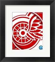 Detroit Red Wings 2011 Team Logo Fine Art Print